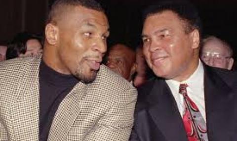 Майк Тайсън призна: Мохамед Али е най-добрият, който някога се е раждал