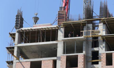 Работник почина след инцидент на строеж в София  - 1