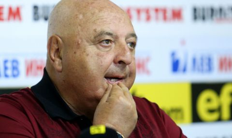 Венци Стефанов: Не съм расист! Не трябва да има повече клубове на хранилка