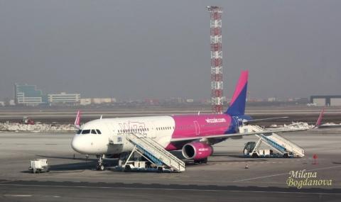Авиокомпания спира всички полети от и до Варна