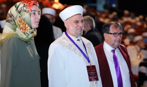 Преизбраха досегашния главен мюфтия Мустафа Алиш Хаджи