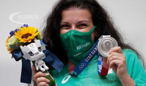 Малко не достигна на българската стрелба за нов медал в Токио - 1