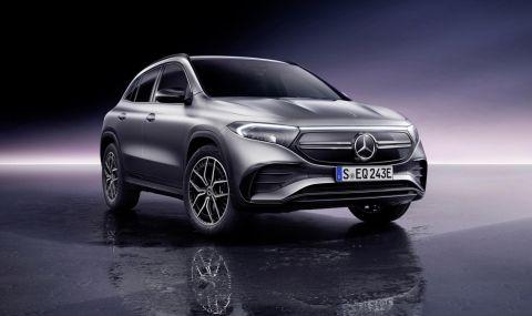 АМG ще доработва и електрическите Mercеdes-Benz