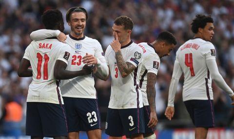 """Резервите на Англия газят с 4:0 на """"Уембли"""" - 1"""
