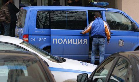 Издирват шофьор, убил пешеходец в Пловдивско