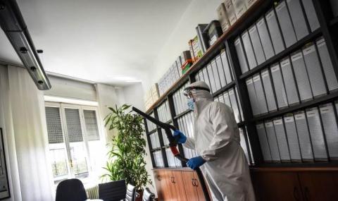 Ново покачване на смъртните случаи от Ковид-19 в Италия
