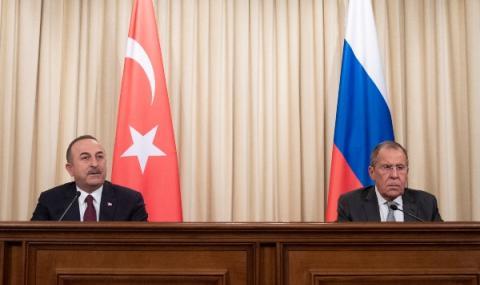 Приятелството между Русия и Турция е във възход