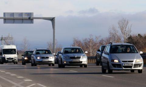 Осем катастрофи са станали тази сутрин в района на 108-и километър на АМ