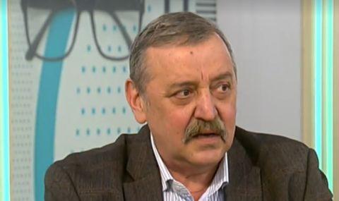 Проф. Тодор Кантарджиев: От оперативния щаб пари не съм взимал