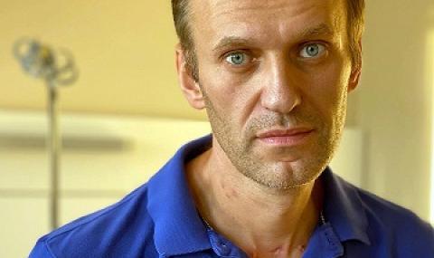Алексей Навални е сигурен, че Путин стои зад отравянето му