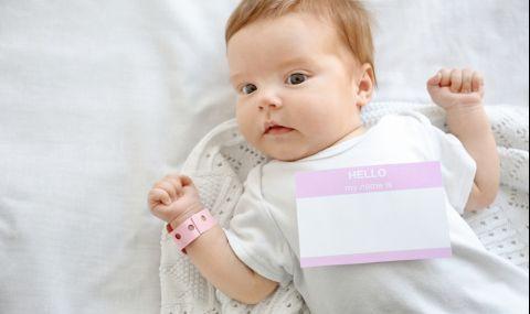Мохамед и София са най-популярните имена за деца през 2020 г.