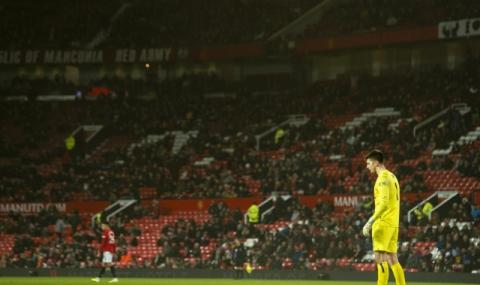 Кризата удря здраво и Манчестър Юнайтед