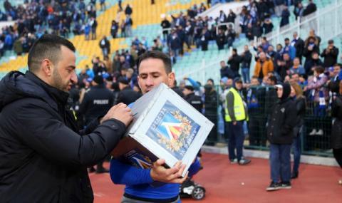 Живко Миланов иска да върне Станислав Иванов в състава на Левски