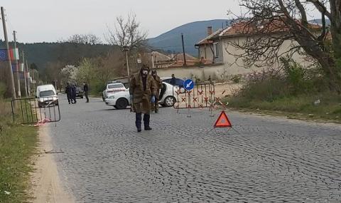 Жандармерия затваря селото на избягалия от болница мъж с COVID-19