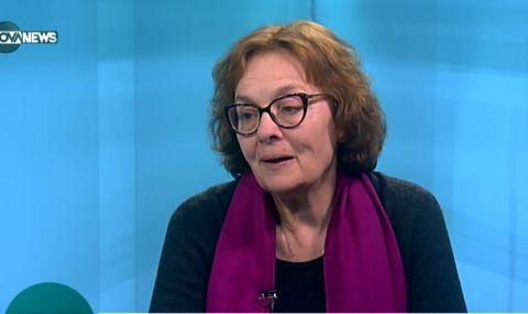 Коларова: Партиите на протеста трябва да покажат как могат да управляват