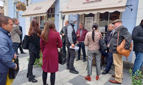 Адвокати излизат на мълчалив протест срещу закриването на районни съдилища