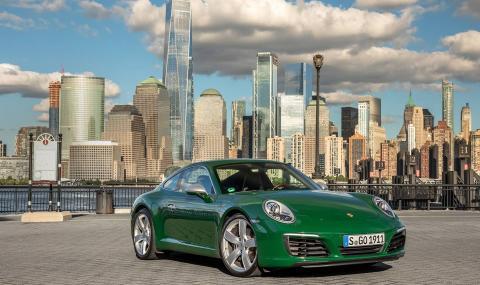 Едномилионното Porsche 911