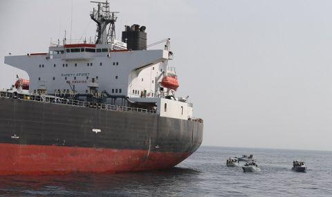 Голяма авария в Жълто море! Петролен разлив след инцидент с нефтен танкер близо до китайско пристанище
