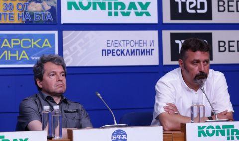 Тошко Йорданов: Ще предложим кабинет - когато му дойде времето
