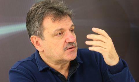 Д-р Симидчиев: Няма да съм в листите на ГЕРБ