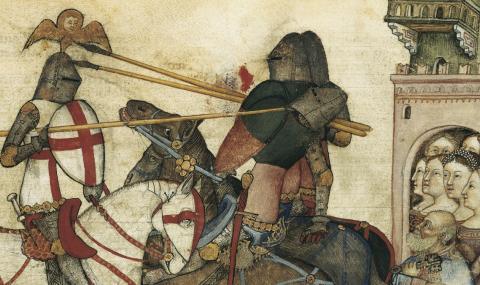 Изнасилване и последния рицарски дуел в Европа