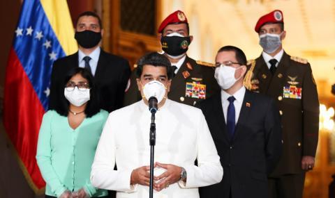 Мадуро видя заговор! Наредили Венецуела да бъде заразена с коронавирус