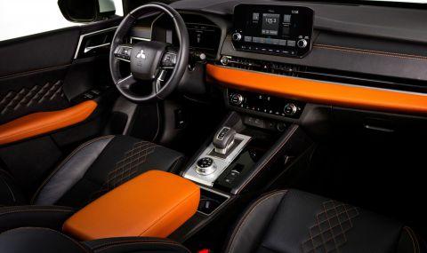 Mitsubishi представи новият Outlander който се оказа... Nissan - 8