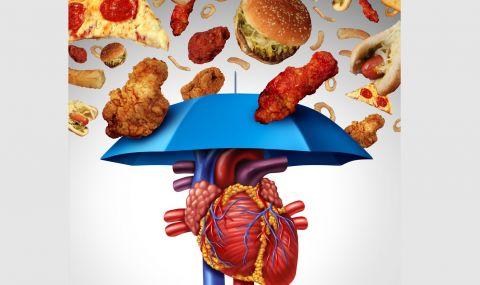 Най-опасните храни за сърцето - 1