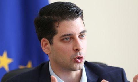 Пеканов: Не съм водил разговори за участие в политическия проект на бившите министри - 1