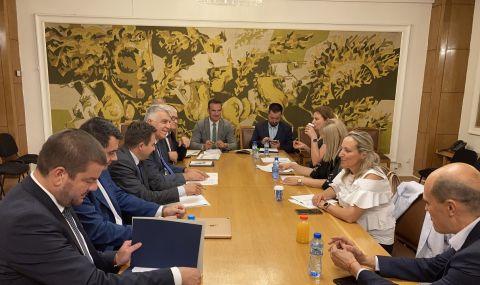 Проф. Румен Гечев: Вижданията ни за икономическа политика съвпадат с тези на ИТН - 1