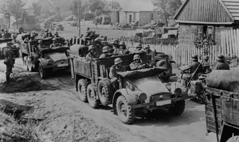 Полша понесла щети за един трилион през Втората световна