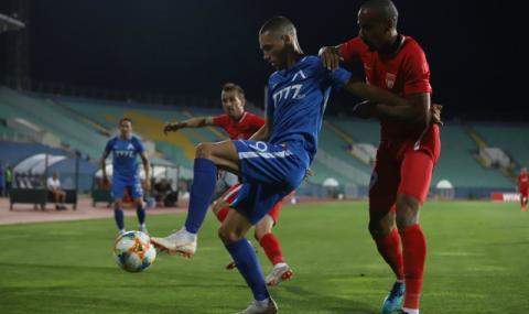 Спортинг Лисабон е готов да даде 500 000 евро за Станислав Иванов