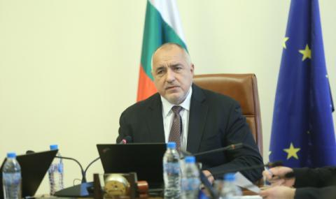 """Борисов обсъди пакета """"Мобилност 1"""" с Антонио Таяни"""