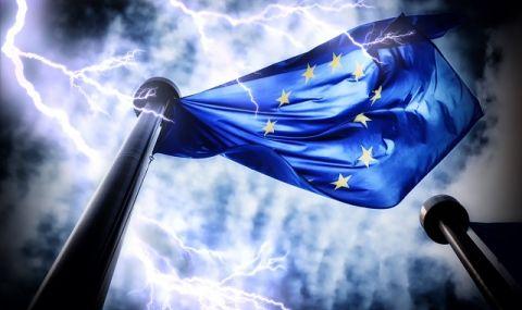 Доверието в ЕС е на най-високото ниво от пролетта на 2008 година