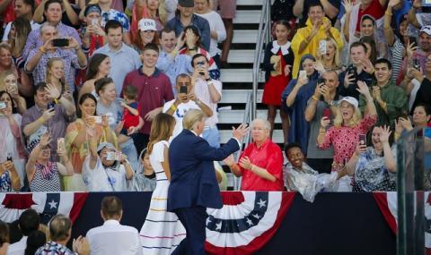 Белият дом очаква поне 16% безработица в САЩ