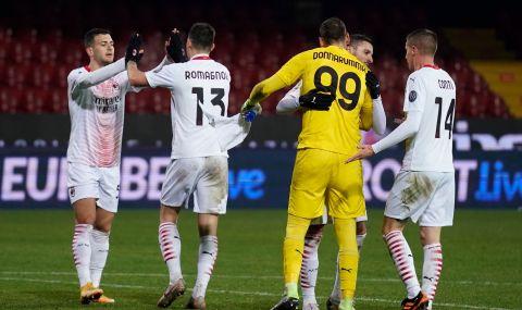 Милан продължи победния си ход и през 2021