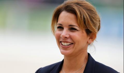 Дубайската принцеса поиска закрила на Острова