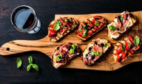 Рецепта на деня: Италиански брускети за гости