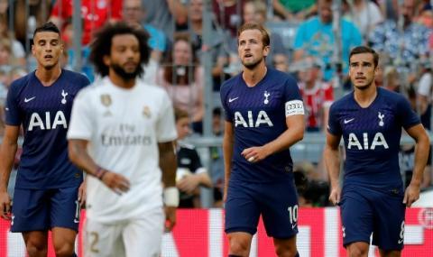 Тотнъм нанесе нов шамар на Реал Мадрид