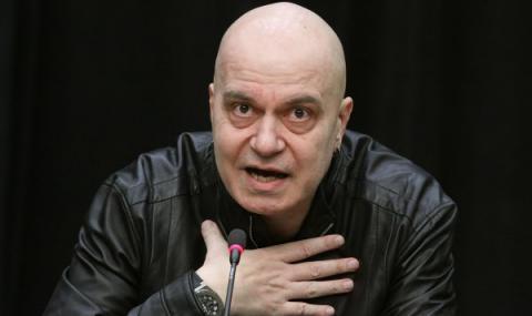 Слави Трифонов разказа виц по повод скандала с негов журналист