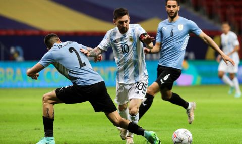 Аржентина и Меси с първа победа на Копа Америка