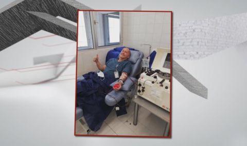 Д-р Дончев, дарил 7 пъти плазма: Тази година съм по-скептичен за COVID-19