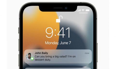 iPhone 13 може да получи Always On функция като при Apple Watch