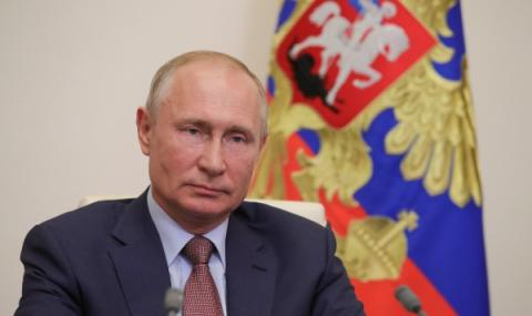 Путин с призив за референдума