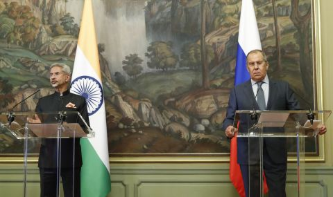Среща на върха между Индия и Русия