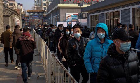 Китай изостава с ваксинацията
