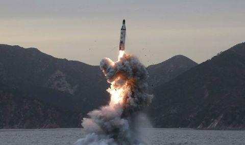 Напрежение! Северна Корея извърши успешни изпитания на нов тип крилати ракети с голям обсег - 1