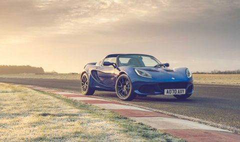 Повече мощност за последните Lotus Elise и Exige - 6