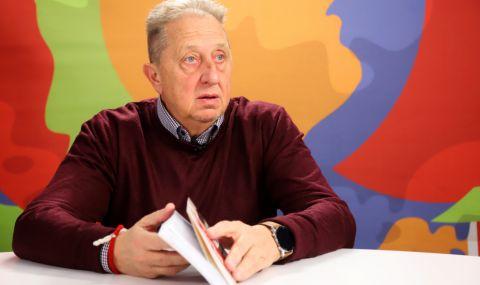 Петър Пунчев: Нивото на политиците ни е ниско, джафкат се примитивно