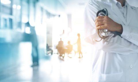 Едва 20,6% от медиците са се ваксинирали срещу COVID-19